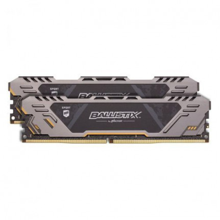 Ballistix Sport AT 32 Go (2 x 16 Go) DDR4 3200 MHz CL16