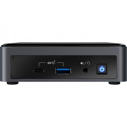 INTEL NUC Mini-PC BXNUC10I5FNKPA2 EU-Cor  NUC Mini-PC BXNUC10I5FNKPA2 Core i5-10210U 8Go RAM 256Go NVMe SSD WIN10 Home EU Cord