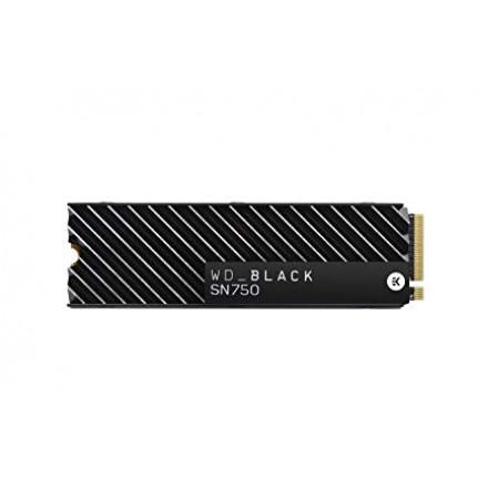 WESTERN DIGITAL SSD WD Black SN750 EK 500 Go