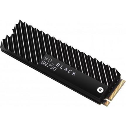 WESTERN DIGITAL SSD WD Black SN750 EK 1 To