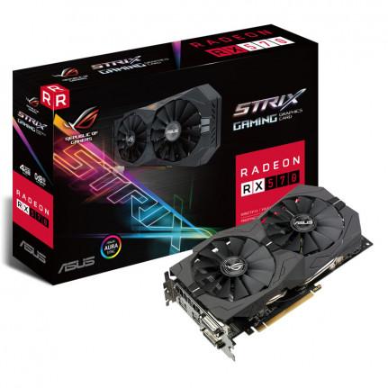 ASUS Radeon ROG STRIX RX 570 4G GAMING