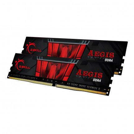 GSKILL Aegis 32 Go (2 x 16 Go) DDR4 3200 MHz CL16