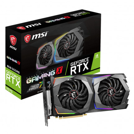 MSI GeForce RTX 2070 GAMING X 8G