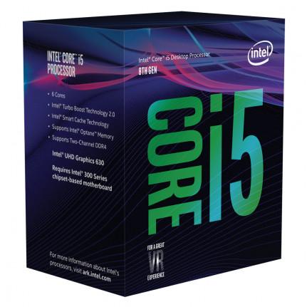 INTEL i5-8400