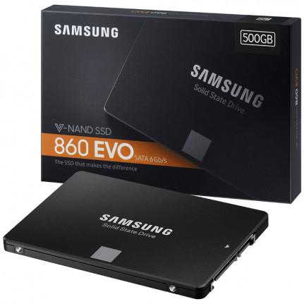 SAMSUNG SSD 860 EVO 500 Go