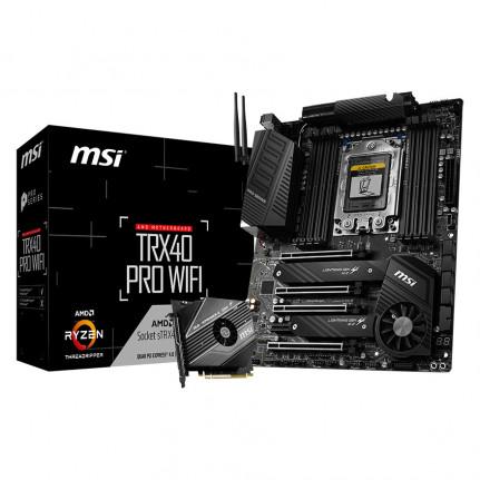 MSI CM  TRX40 PRO WIFI sTRX4