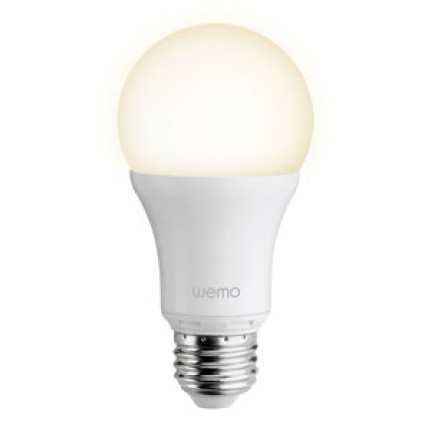 Ampoule intelligente Belkin WeMo LED Smart Light compatible IOS / Android