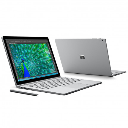 Microsoft Surface Book SV7-00003  14' Core i5 8 Go
