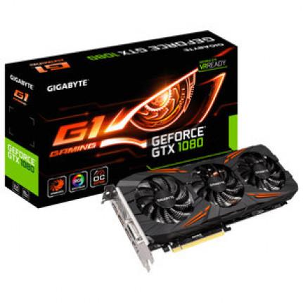 Gigabyte GV-N1080G1 GAMING-8GD - GeForce GTX 1080 G1 Gaming