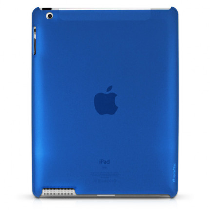 XTREMEMAC Coque rigide Microshield pour iPad2 - Blue