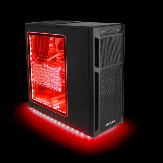 ANTEC Bande Led rouge