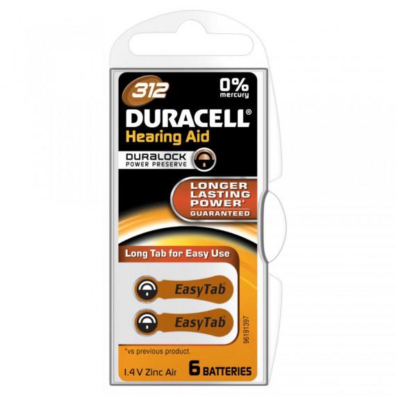 Duracell Hörgerätebatterie