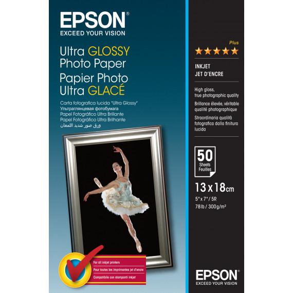 EPSON Papier Photo Ultra Glossy