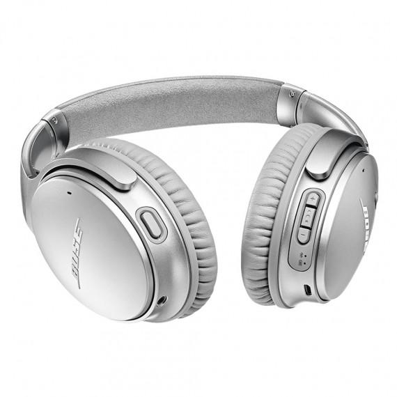 Bose QuietComfort 35 II wireless Argent