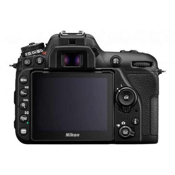 """Nikon D7500 + AF-S DX NIKKOR 18-140mm VR - Réflex Numérique 20.9 MP - Ecran inclinable 3.2"""" - Vidéo Ultra HD - Wi-Fi"""