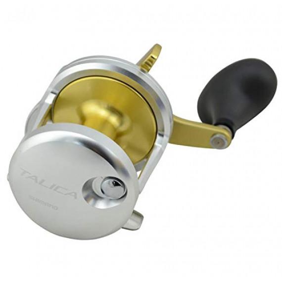 SHIMANO Shimano Talica TAC16II Moulinet de pêche en mer, 2 Vitesses, Bobine rotative