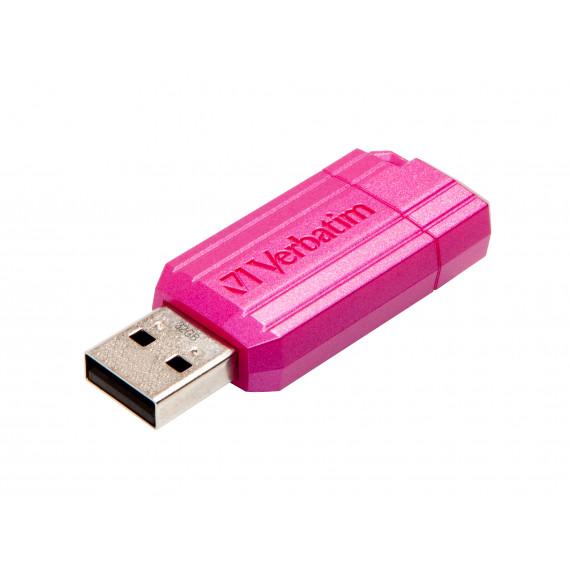 VERBATIM Verbatim Store 'n' Go Pin Stripe USB Drive