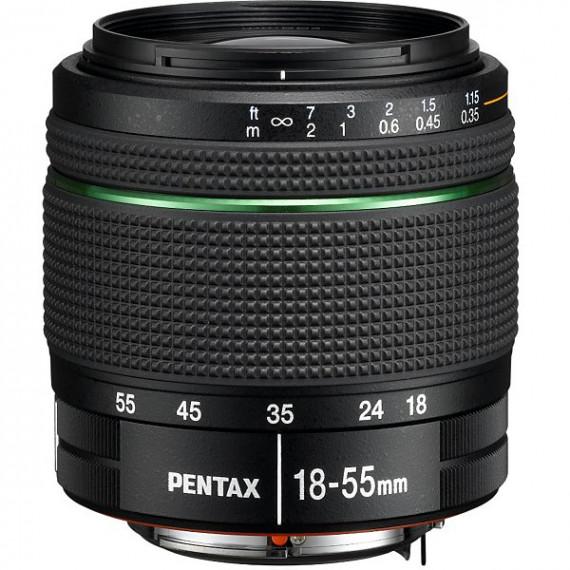 Pentax SMC DA 18-55mm f/3.5-5.6 ED AL WR