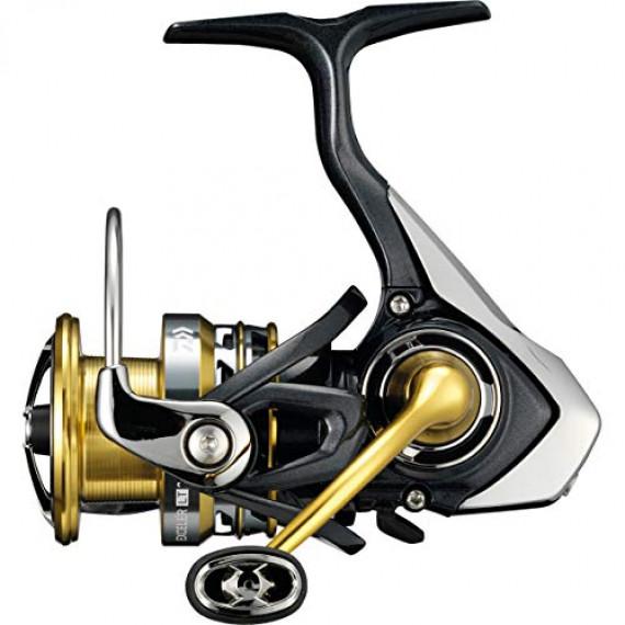 Daiwa - Exceler LT - 1 EXLT2500D - Moulinet de pêche Ratio 5+ 15.3, Noir-
