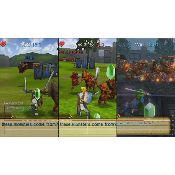 Nintendo Hyrule Warriors (Wii-U)