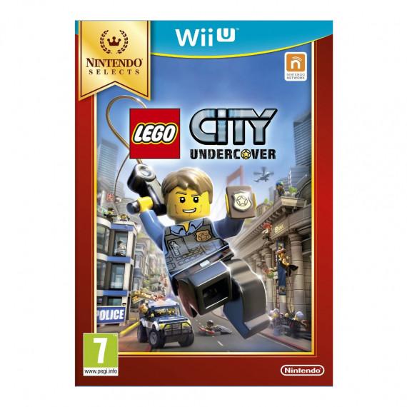 NINTENDO LEGO CITY UNDERCOVER WII U