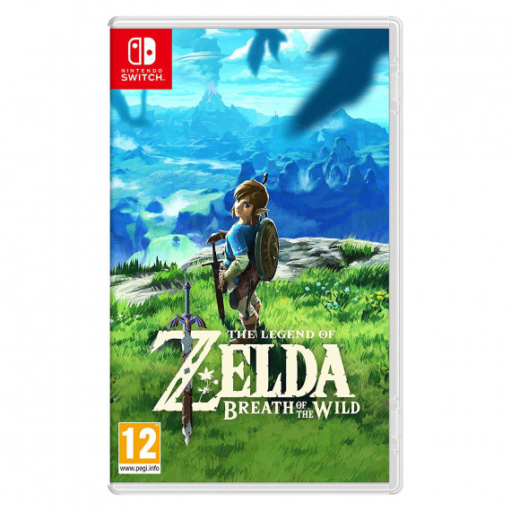 Nintendo The Legend of Zelda : Breath of the Wild (Switch)