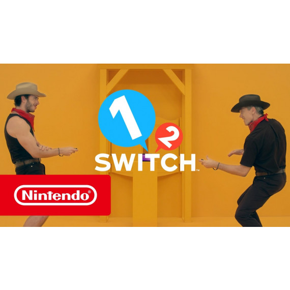 Nintendo 1-2 Switch (Switch)