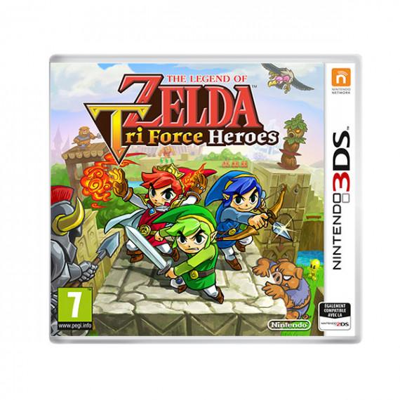 Hyrule Warriors : Legends + 1 Montre Boussole (Nintendo 3DS/2DS)