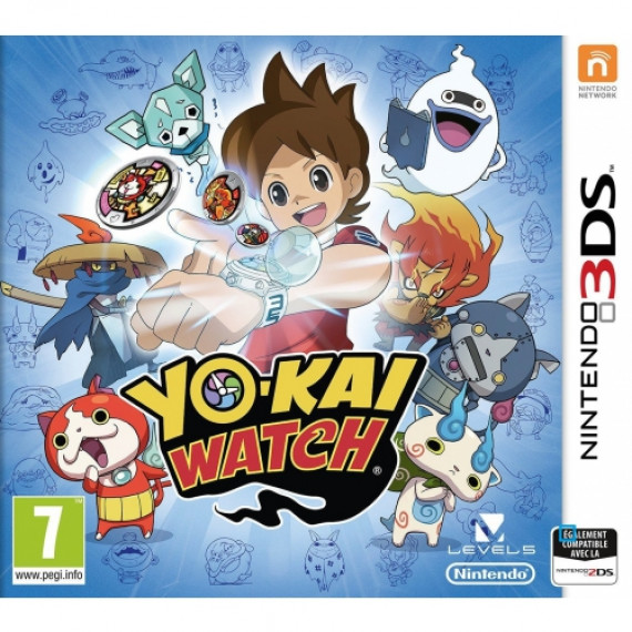 NINTENDO YO KAI WATCH 3DS
