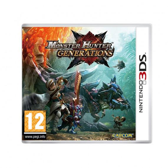 Nintendo Monster Hunter Generations (Nintendo 3DS)
