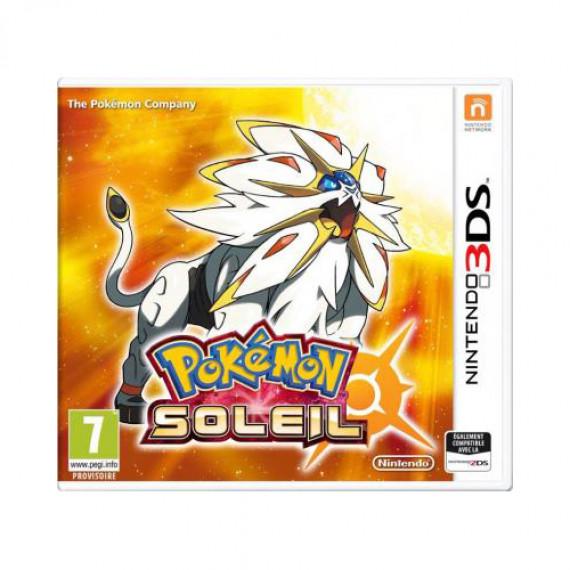 Nintendo Pokemon Soleil (Nintendo 3DS/2DS)