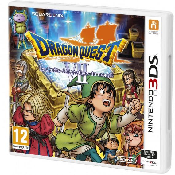 Nintendo Dragon Quest VII : La Quête des vestiges du monde (Nintendo 3DS)