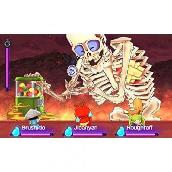 Nintendo Yo-Kai Watch 2 : Esprits Farceurs (Nintendo 3DS)