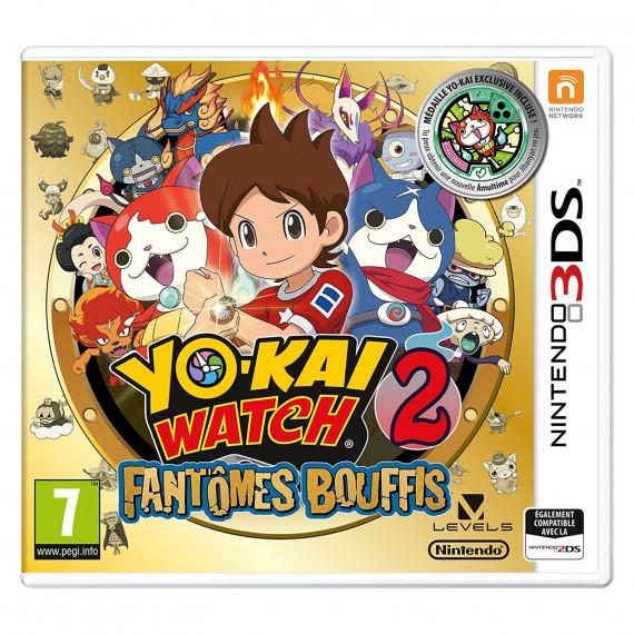 Yo-Kai Watch 2 : Fantômes Bouffis - Edition Spéciale (Nintendo 3DS)