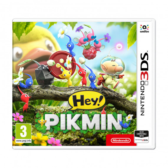 Hey ! Pikmin (Nintendo 3DS)