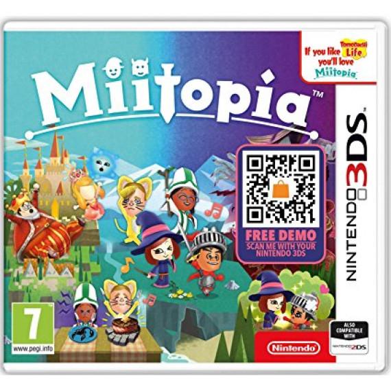 Nintendo Miitopia (Nintendo 3DS/2DS)