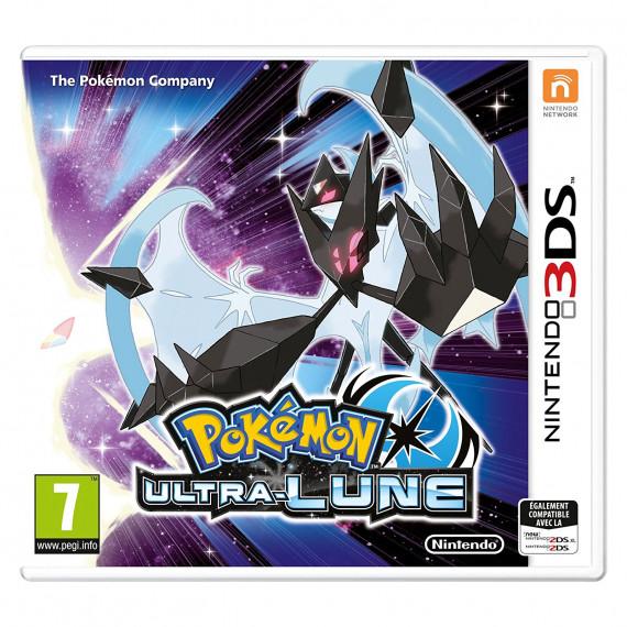 Nintendo Pokémon Ultra-Lune (3DS/2DS) (Pré-commande