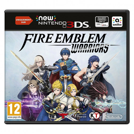 Nintendo Fire Emblem Warriors (New 3DS/3DS XL/2DS XL) (Pré-commande