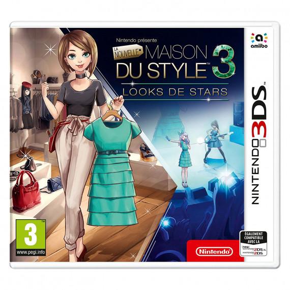 Nintendo La Nouvelle Maison du Style 3 : Looks de Stars (3DS/2DS) (Précommande