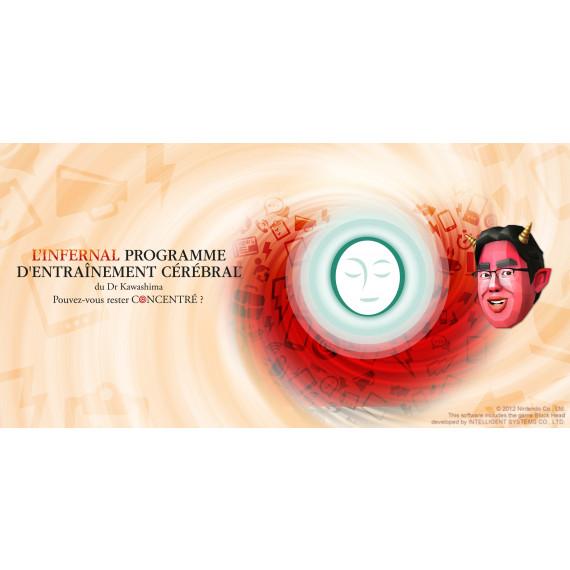 L'infernal programme d'entraînement cérébral du Dr Kawashima : Pouvez-vous rester concentré ? (Nintendo 3DS)