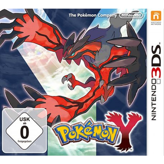 Pokemon Y (Nintendo 3DS/2DS)