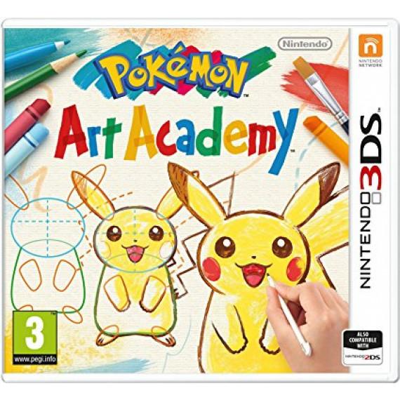 Nintendo Pokemon Art Academy (Nintendo 3DS/2DS)