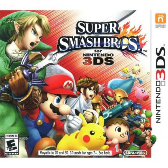 Super Smash Bros (Nintendo 3DS/2DS)