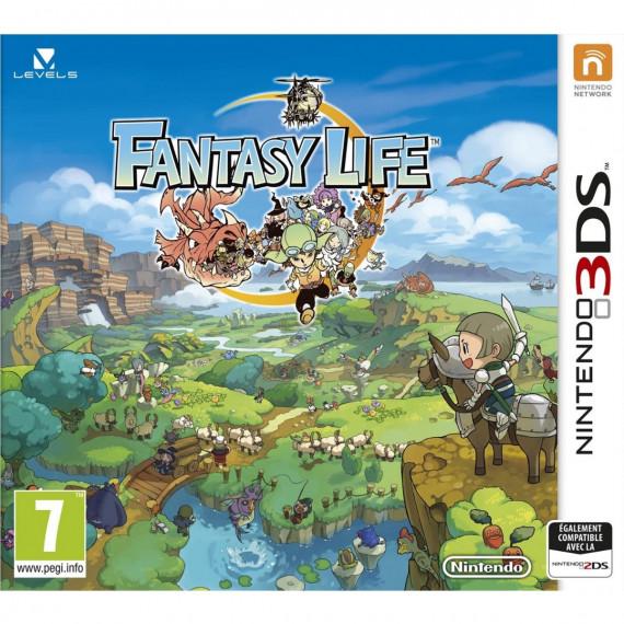 Fantasy Life (Nintendo 3DS/2DS)
