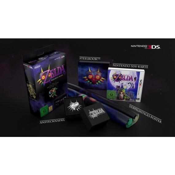 Nintendo The Legend of Zelda : Majora's Mask 3D (Nintendo 3DS/2DS)