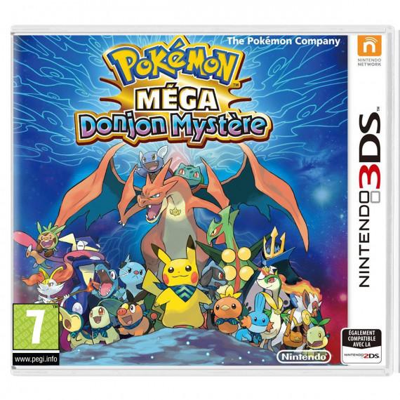 Pokemon Mega Donjon Mystère (Nintendo 3DS/2DS)