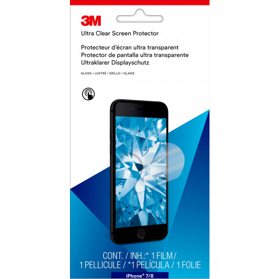 3M 3M  FILM DE PROTECT TRANSPARENT