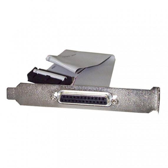 STARTECH Adaptateur pour carte mère DB25 (F) vers IDC25 - Femelle / Femelle - 40 cm