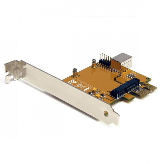 STARTECH Carte contrôleur PCI-E x1 Mini PCI Express