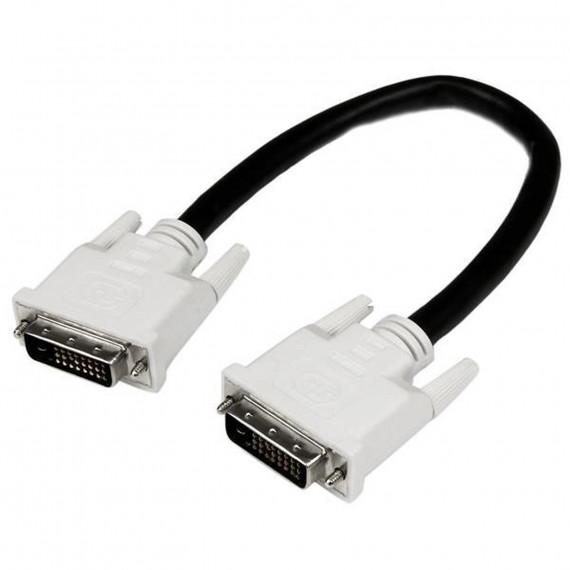 STARTECH Câble DVI-D Dual Link (Mâle/Mâle) - 1 mètre